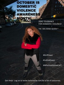October is Domestic Violence Awareness Month Click the image for more useful information! #ZeroTolerance