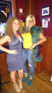 The Bail Bond Queen and Big Ang taking over Brooklyn!