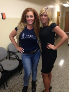 The Bail Bond Queen with Erin from News 12 Long Island! Taking over!!
